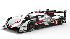 2014 Audi R18 e-tron revealed at Le Mans - BBC Top Gear