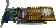Nvidia Geforce 9400GT Pcie DDR2 2PORT VGA Low Profile by Jaton. $74.99. GeForce 9400 GT Graphics Card GPU has a 2x performance increase over the comparable 8 series graphics card, allowing you to play the latest PC games without costing you a bundle. Double the power of a single graphics card with NVIDIA SLI technology. Enhance Windows Vista, including the 3D Aero interface and Flip 3D browser. Offload video processing tasks from your CPU to your GeForce graphic...