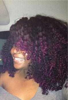 Color - To learn how to grow your hair longer click here - http://blackhair.cc/1jSY2ux
