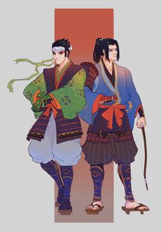 Raison d'être 18+ Genji Shimada, Hanzo Shimada, Overwatch Genji, Overwatch Fan Art, Shimada Brothers, Genji And Hanzo, Fantasy Characters, Fictional Characters, Dragon Age
