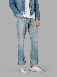 SIMON MILLER Simon Miller Men'S Blue Jeans. #simonmiller #cloth #jeans
