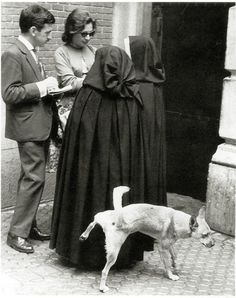 Very bad dog! Say 120 Hail Mary's! Vintage Pictures, Old Pictures, Old Photos, Funny Pictures, Tierischer Humor, Funny Animals, Cute Animals, Vintage Dog, Vintage Photographs