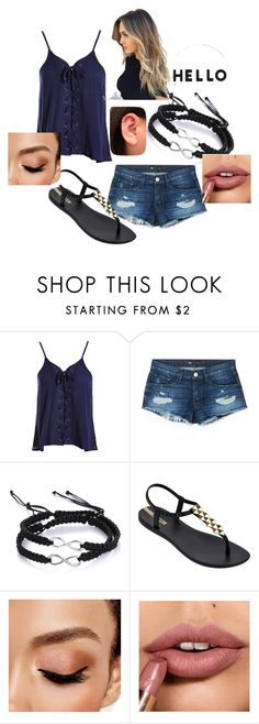 """What's_Up_With_You?"" by lilysniebuhr ❤ liked on Polyvore featuring Sans Souci, 3x1, IPANEMA, Avon and Lisa Perry"