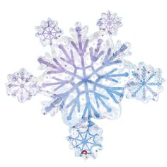 Comprar Globo copo de nieve Frozen al mejor precio por sólo 8,45 €. Fiestafacil, tienda online de artículos para fiestas originales