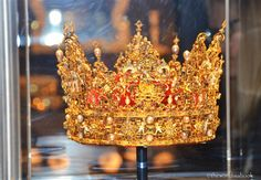 Copenhagen with Kids: Treasure Gawking at Rosenborg Castle