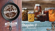 Pickles, Pigs & Whiskey: Recipes from My Three Favorite Food Groups and Then Some   Cool Material