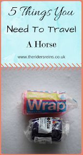 5 Things You Need To Travel A Horse - The Rider's Reins Horse Care Tips   Barn hacks   Barn ideas   Stable hacks   Stable ideas   Equestrian clothing   Horse riding tips   Equestrian bloggers   Horse bloggers   Horse care   stable ideas   Riding tips   horse care tips   stable plans   stable hacks   equestrian fashion   barn hacks   barn ideas   barn plans   pole work   show jumping   horse products   horse tack  