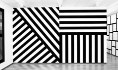 Sol LeWitt 1990: Wall Drawing 631. I'm sure I have a blatant rip-off of this in a corporate office environment pinned somewhere on this board too...