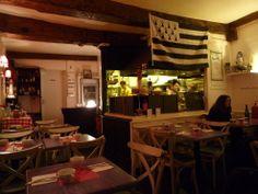 Little Breizh creperie 11 rue Grégoire de Tours 6e Paris Tue-Fri 12noon-2.30pm,7pm-10.30pm; Sat 12noon-3.15pm, 7pm-11pm; Sun 6pm-10.30pm