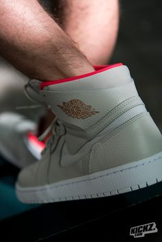Check out the Air Jordan 1 Retro High Nouveau in a colorway inspired by the Nike  Air Yeezy 2
