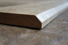 Bevelled Solid Oak Skirting From + VAT per linear metre Architrave, Butcher Block Cutting Board, Solid Oak, Flooring, Wood Flooring, Floor