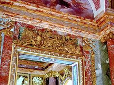 Salon de Mars (haut de porte).