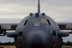 DEATH ANGEL - Lockheed AC-130 Spectre