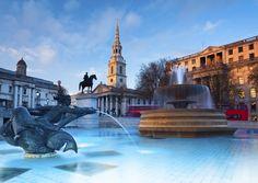 10 lugares que tienes que conocer en Londres. #BePresent