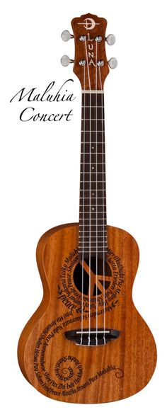 Possibly my next musical endeavor is to learn how to play a ukulele