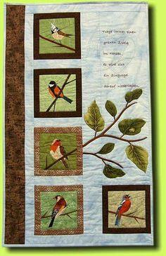 """""""Garden Birds""""   de Regina Grewe"""