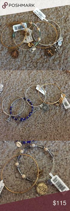 Alex and Ani Alex and Ani bracelets Alex & Ani Jewelry Bracelets