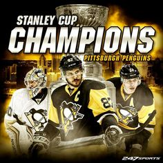 Stanley Cup CHAMPIONS!!!!!!!