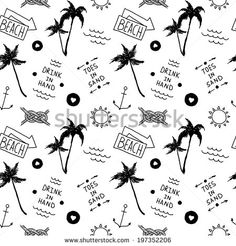 Hipster Pattern Stock Photos, Images, & Pictures   Shutterstock
