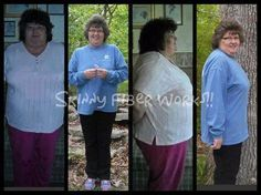 "Donna says, ""If you haven't tried Skinny Fiber...you don't know what you're missing!! I have struggled with my weight for many years.  Order yours today www.nanue06.sbc90.com"