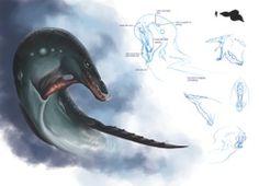 (Art by Kenya Marshall) Inkanyamba Dragon/Sea Serpent Origins- Zulu Habitat - Lake Waterfall The Inkanyamba is a legendary serpent rumoured to be liking in a waterfall lake area in near Piermaritzburg north forests, or at the base of Howick Falls, South Africa.    The creature is described a large serpent with a head shaped like a horse, some have said it has large wings like a bird or even a bat. The Inkanyamba is mostly active during the summer months, and is believed that its…