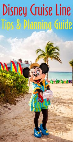 What you need to know before setting sail on Disney Cruise Line! (What to pack, where to eat, what to do, etc...)