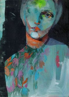 She comes in colors Tina Berning