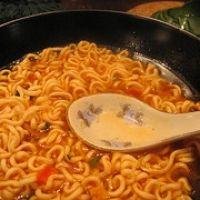 Spicy Curry Ramen Noodles Recipe