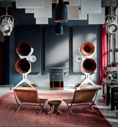Audiophile's perfect room.