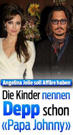 Angelina Jolie and Johnny Depp. Angelina Jolie, Interview, Star Wars, Nov 2016, Johnny Depp, Videos, People, Cinema, Celebrities