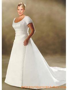 Robe mariee taille 54