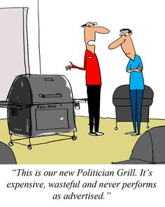 This is so true with BBQ Equipment