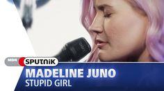Madeline Juno - Stupid Girl (Live & Acoustic) @ SPUTNIK Videosession
