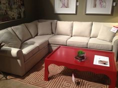 Sectional by Rowe