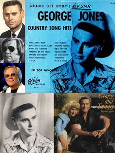 """George Jones (Sept 12, 1931 – April 26, 2013) was an American country music singer known for his distinctive voice & phrasing, and his marriage to Tammy Wynette. Throughout his long career, he made headlines often as much for tales of his drinking, stormy relationships & violent rages as for his prolific career of making hit records & touring. His wild lifestyle led to missed performances & the nickname """"No Show Jones."""" He was sober for more than the last 10 years of his life."""