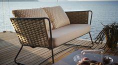 Portofino Armchair and sofa | Roberti Rattan