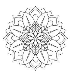 Mandalas adult coloring mandala coloring pages, mandala colo Mandala Art, Mandala Design, Mandalas Painting, Mandalas Drawing, Mandala Pattern, Dot Painting, Abstract Coloring Pages, Mandala Coloring Pages, Colouring Pages