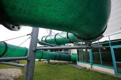 Das #Campusbad #Flensburg sorgt im hohen Norden nicht nur bei Studenten für Wasserspaß und Rutschvergnügen http://lnk.al/1mG