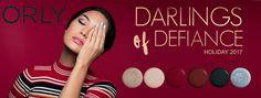 Διαγωνισμός Orly Greece με δώρο τριάντα βερνίκια νυχιών της σειράς Darlings of Defiance http://getlink.saveandwin.gr/9D2
