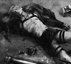 Erwin Smith by brilcrist deviantart - Shingeki no Kyojin / Attack on Titan