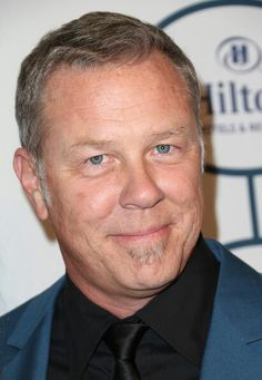 James Hetfield... all grown up... for the most part.