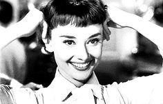 Audrey Hepburn Smile