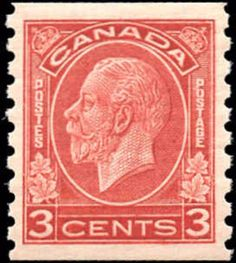 Canada #207, VF, MNH