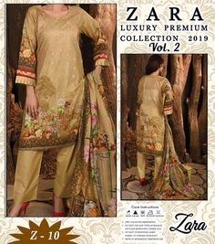 Zara vol 2 Luxury premium collection 2019 pakistani Suits. Buy wholesale price Summer Collection Original Lawn Zara vol 2 luxury premium collection pakistani dress at catalog fashion mart in Surat. Pakistani Suits, Anarkali Suits, Pakistani Dresses, Latest Salwar Kameez, Shalwar Kameez, Catalog Fashion, Floor Length Anarkali, Buy Wholesale, Vol 2
