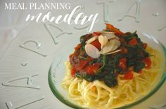 Meal Planning Monday - Lot's of ideas for our weekly meals, especially using up food from the freezer @gymbunnymum