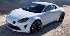 Alpine To Grace The Gardens Of The Elysee Palace With Vision Concept #Alpine #Alpine_Concepts