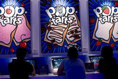 The New York City Pop Tarts Store