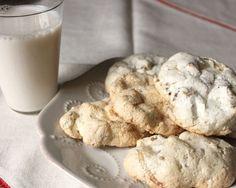 Get Your Kids in the Kitchen: Coconut Pecan Macaroons Recipe by Alex Guarnaschelli