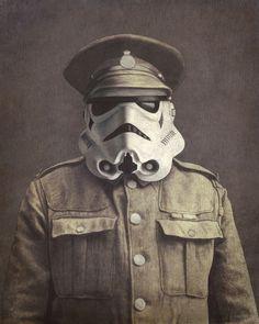 Sgt. Stormley by Terry Fan #starwars #art
