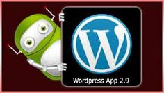 Download Wordprss for Android - Download Wordpress 2.9 Apk File Download